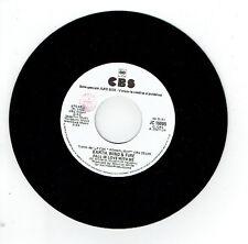 "EARTH WIND & FIRE -Joe JACKSON Vinyl 45T 7"" FALL LOVE WITH -STEPPIN OUT Juke Box"