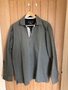 Barbour Vintage Rugby Shirt/ Deck Shirt
