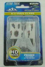 Star Trek Deep Cuts Attack Wing Klingon K'T'Inga Starship Miniature WZK72973