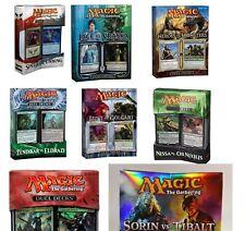 More details for mtg duel decks - older sets all bnib