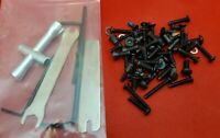 Traxxas 68086-4 1/10 4x4 VXL Slash Screws & Tool Kits 4wd Hex Screw Fastener Set