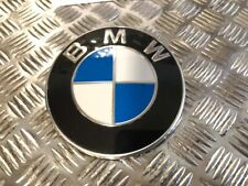 GENUINE BMW 2 3 4 SERIES F22 E46 E90 F36 F30 BOOT BADGE BOOT EMBLEM LOGO 74mm...