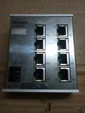 BECKHOFF CU2008 8-port Ethernet Switch