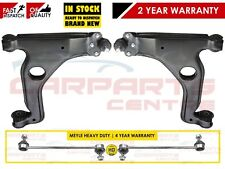FOR VAUXHALL ZAFIRA 1.6 1.8 2.0 2.2 D FRONT LOWER CONTROL ARMS MEYLE LINKS 99-05 Suspension & Steering