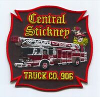 Chicago Fire Department Engine 70 Ambulance 13 Battalion 9 Patch Illinois IL
