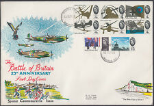 1966 Battle of Britain FDC; Biggin Hill/Westerham Kent CDS
