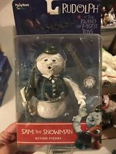 Rudolph And The Island Of Misfit Toys .Sam The Snowman