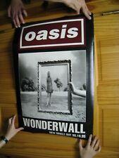 Oasis Poster Wonderwall