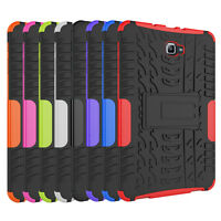 Shockproof Stand Hybrid Rubber Case Cover For Samsung Galaxy Tab A 10.1 T580