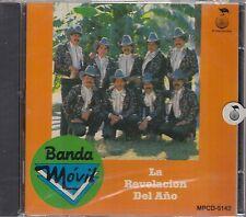 Banda Movil La Revelacion del Ano CD New Nuevo Sealed