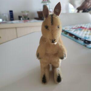 vintage steiff mohair stuffed animals