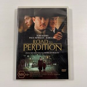 Road to Perdition (DVD 2004) Jude Law Daniel Craig Tom Hanks Region 4