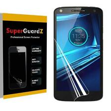 4X SuperGuardZ Anti-glare Matte Screen Protector Film for Motorola Droid Turbo 2