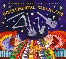 Putumayo Kids Presents: Instrumental Dreamland [Digipak] by Various Artists (CD,