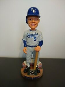 2002 Forever Collectibles - George Brett Legends Bobble Head #/10,000 - Royals