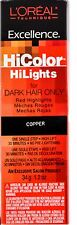 LOreal Excellence HiColor Copper HiLight, 1.2 oz (Pack of 2)