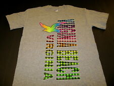 VIRGINIA BEACH VIRGINIA Colorful Seagull & Lettering Vacation T-Shirt New! SMALL