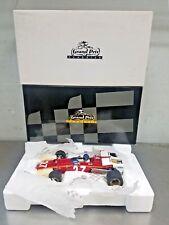 EXOTO 1/18 1970 Ferrari 312B Red #27 Grand Prix Belgium Jacky Ickx GPC97064 NEW!