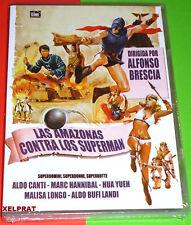 LAS AMAZONAS CONTRA LOS SUPERMEN / SUPERMEN AGAINST THE AMAZONS / SUPERUOMINI SU