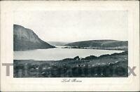 BRORA Loch Brora Postcard nr Tain SUTHERLAND D. & S. K