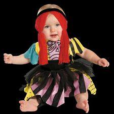 Disney Baby Sally Costume 6 - 12M Nightmare Before Christmas Halloween