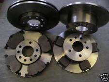 SAAB 900 FRONT AND REAR BRAKE DISCS & PADS 2.0 2.3 2.5 1996-1998