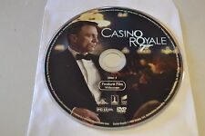 Casino Royale (DVD, 2007, 1-Disc Widescreen)Disc Only Free Shipping 6-12