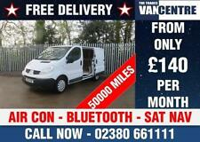 Right-hand drive Trafic SWB Commercial Vans & Pickups