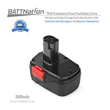 14.4V 2.0AH Battery ft Craftsman 10153 11129 11135 11149 11308 11403 11424 11453