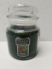 Yankee Candle Medium Size 14.5 oz BALSAM & CEDAR Jar
