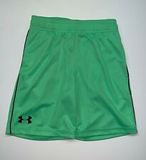 New Under Armour Little Boys Logo Shorts Size 6