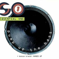 Sequential One Pump up the bass (1995) [Maxi-CD]