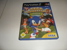 PLAYSTATION 2 SEGA SUPERSTARS TENNIS