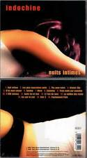 "INDOCHINE ""Nuits Intimes"" (CD Digipack) 2001 NEUF"