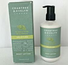 Crabtree & Evelyn Pear & Pink Magnolia Uplifting Body Lotion 8.5 oz NIB