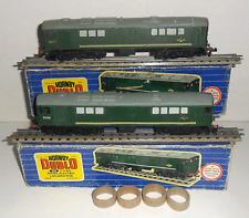 More details for hornby dublo 3-rail 3233 co-bo diesel locomotives d5702 & d5713 boxed