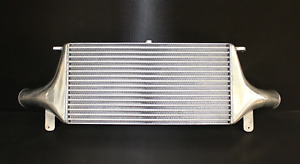 Cooling Pro 100mm Tube & Fin Intercooler - Nissan Skyline GTR & Stagea 260RS (RB