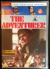 The Adventurer - The Complete Series (4 x DVD Box Set). Network (New & Sealed)