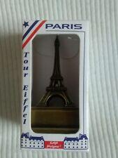 miniture eiffel tower ornament in original box