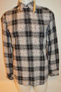DIESEL Man's FOLAIN Casual Button Up Premium Shirt  NEW  Size Large  Retail $128