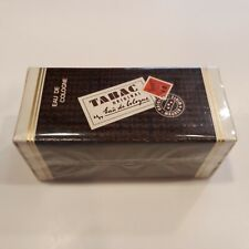 1970's TABAC Original Eau De Cologne,3.5 fl.oz, FACTORY SEALED,1959 Orig.Formula