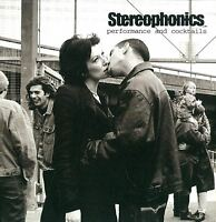 STEREOPHONICS performance and cocktails (CD album) indie rock, soft rock