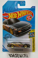 Hot Wheels 2020 HW Speed Graphics Nissan Silvia S13 *READ*