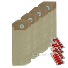 20 Sacchetti Aspirapolvere Sacchetti per KARCHER CW50 CW100 CV36 cv46 HOOVER SACCHETTO + FRESCO