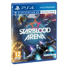 Starblood Arena VR Sony PlayStation 4 Ps4