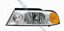 BEAVER MOTOR CONTESSA 2002 2003 LEFT DRIVER FRONT LIGHT HEADLIGHT HEAD LAMP RV