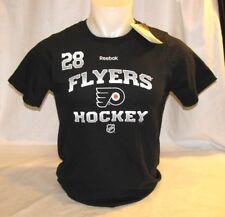 Claude Giroux #28 Philadelphia Flyers NHL Reebok T-Shirt  NEW   Uni Sex Small
