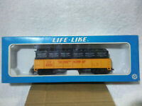 Life Like Union Pacific Coal Load Gondola Car UP 29500 HO Scale