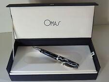 Omas Arte Italiana Milord Wild Celulloid Ballpoint Pen Mint Very Rare Collectibl