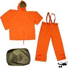 BW Overgarment ABC Schutzanzug THW orange neuwertig Sandstrahl Anzug Gr.48/50/2